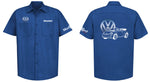 VW New Beetle Vert Logo Mechanic's Shirt
