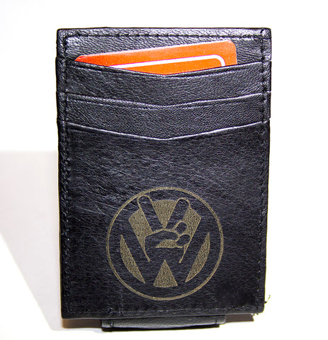 VW Peace Sign Money Clip