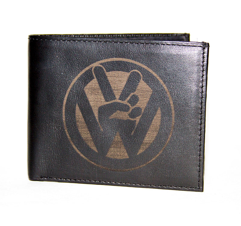 VW Peace Sign Wallet