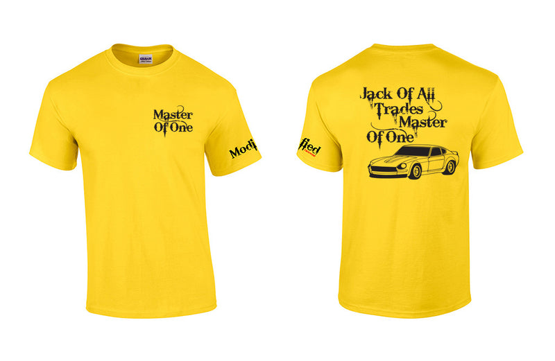Jack of All Trades Z Shirt