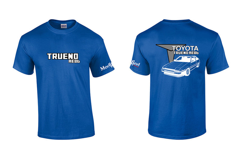 Toyota AE86 Trueno Hatch Shirt