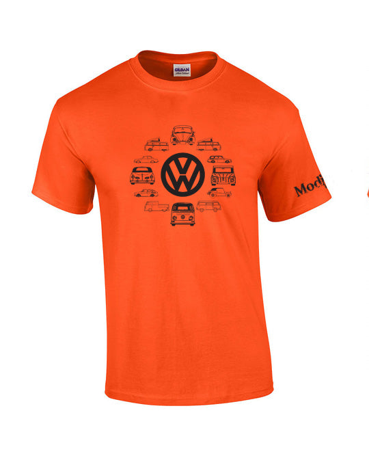 VW Air Cooled Collection Shirt