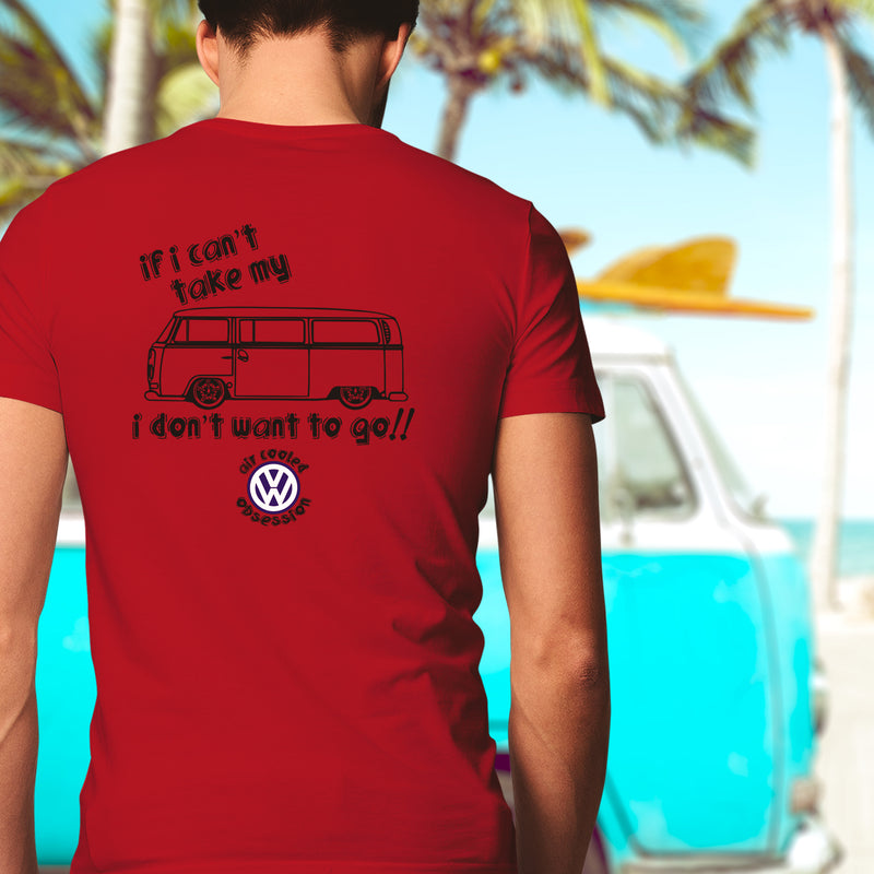 Air Cooled Obsession Bay Bus Shirt