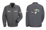 Boss 302 Mustang Logo Mechanic's Jacket