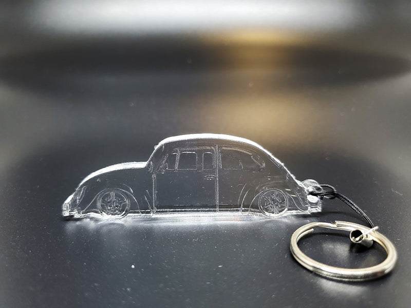 VW Bug Keychain