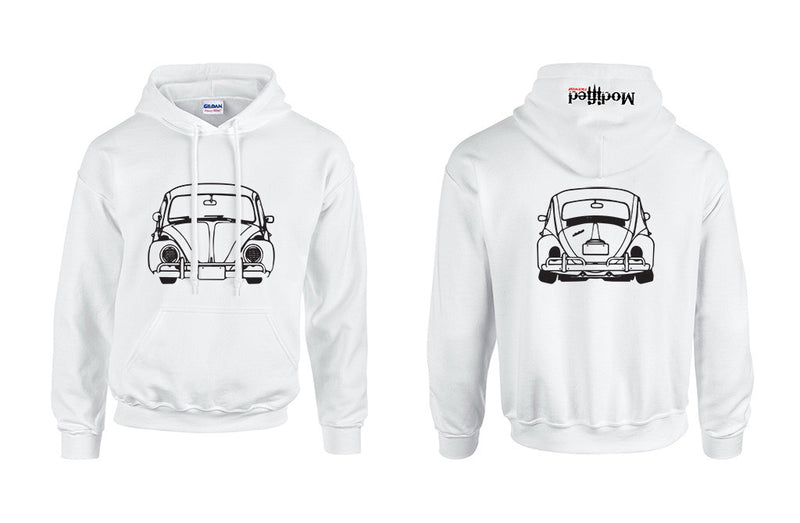 VW Bug Front/Back Hoodie