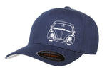VW Bug Front Fitted Hat