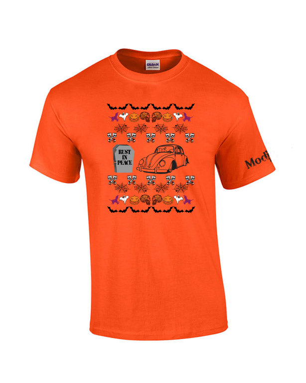 VW Bug Halloween Ugly Shirt