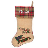 Merry Dubmas Bug Christmas Stocking