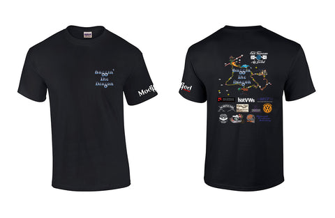 Buggin' the Dragon Event Shirt