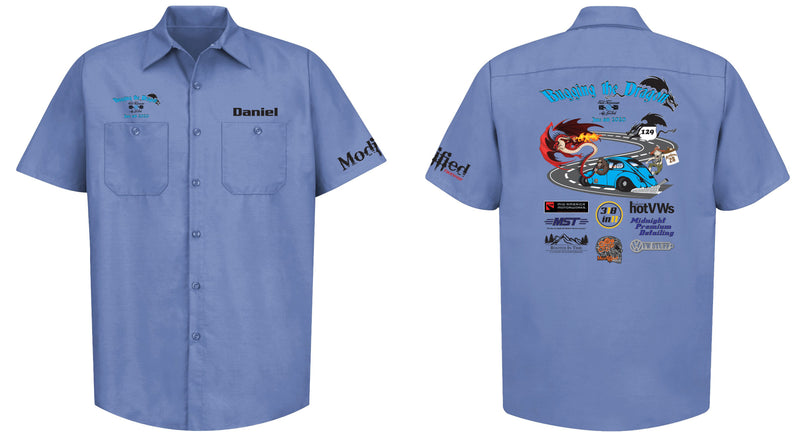 Bugging the Dragon 2020 Mechanic's Shirt