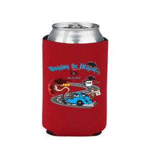 Bugging the Dragon 2020 Can Koozie
