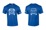 VW Bus Front/Back Shirt