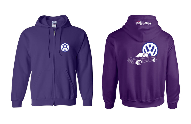 VW Caddy Full Zip Hoodie