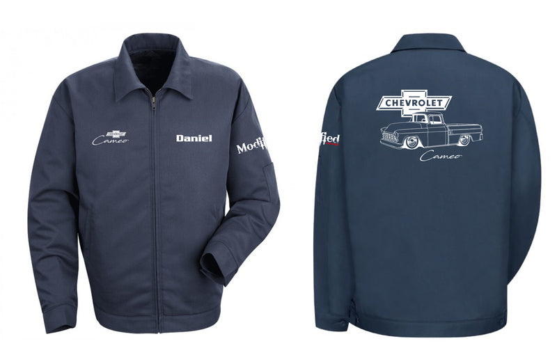 Chevy Cameo Truck Mechanic's Jacket