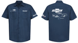 Chevy Cameo Truck Mechanic's Shirt
