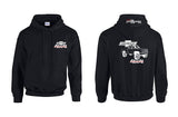 Chevy Square Body 4x4 Truck Hoodie