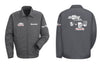 Chevy Square Body 4x4 Truck Mechanic's Jacket
