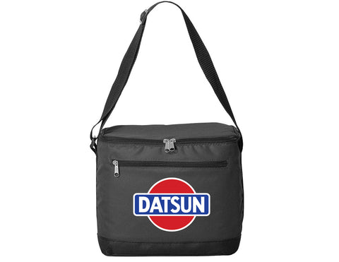 Datsun Logo 12 Can Cooler