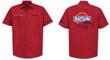 Datsun 521 Mechanic's Shirt
