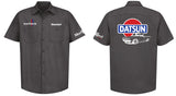 Datsun 620 logo Mechanic's Shirt