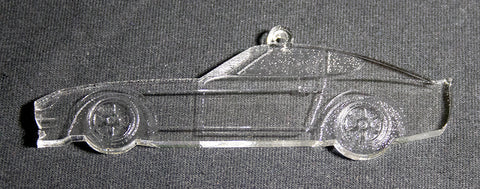 Datsun Z Christmas Ornament