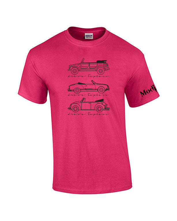 VW Drive Topless Shirt
