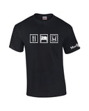 Eat Sleep Honda Shirt