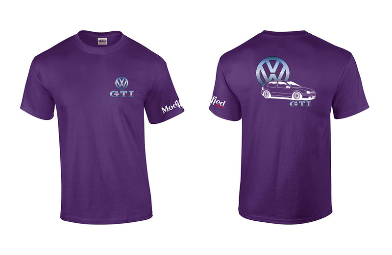 VW Golf GTI MK4 Logo Shirt