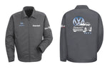 VW Golf GTI MK6 Logo Mechanic's Jacket
