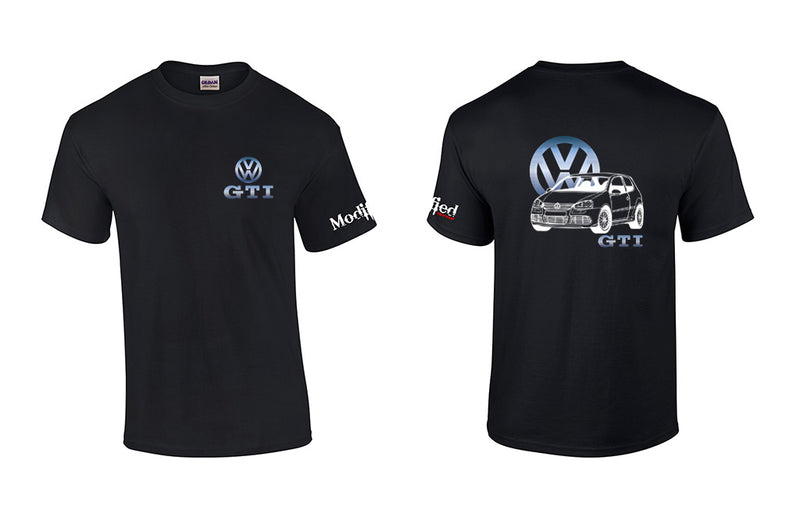 VW Golf GTI MK6 Logo Shirt