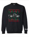 Nissan Hardbody Ugly Christmas Sweater Sweatshirt