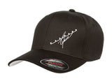 VW Karmann Ghia Logo Fitted Hat