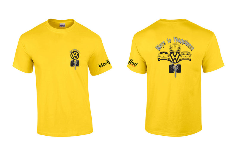 VW Keys to Happiness Shirt