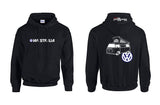 VW Bay Window Westy (Late) Hoodie