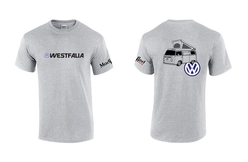 VW Bay Window Westy (Late) Shirt