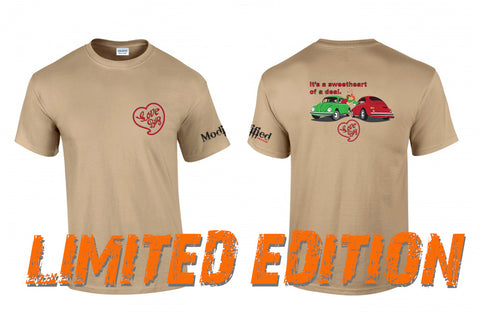 Limited Edition Love Bug Shirt