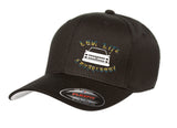 Low Life Squarebody Fitted Hat