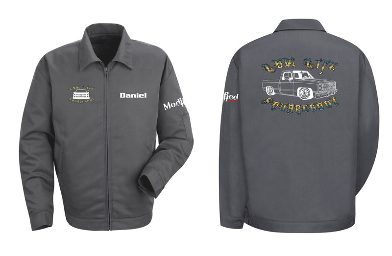 Low Life Squarebody Mechanic's Jacket