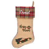 Merry Nismas S14 Christmas Stocking