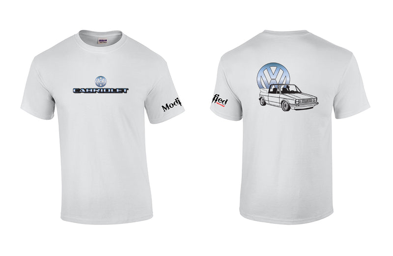 VW MK1 Golf Cabrio Shirt