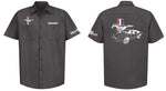 Mustang LX Convertable Mechanic's Shirt