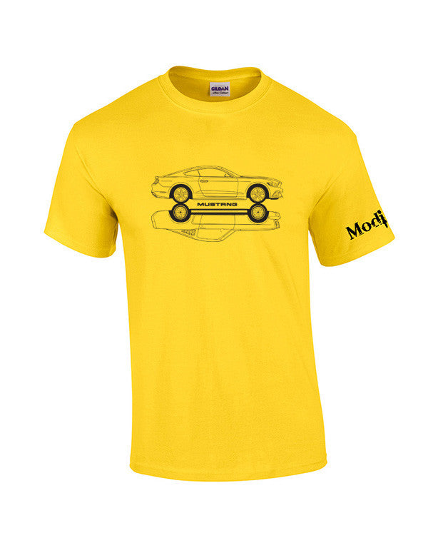Ford Mustang Heritage Shirt