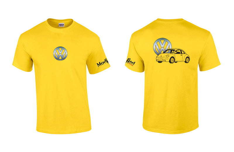 VW New Beetle Logo Shirt