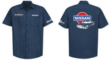 Nissan 720 King Cab Mechanic's Shirt