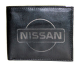 Nissan Old Logo Wallet