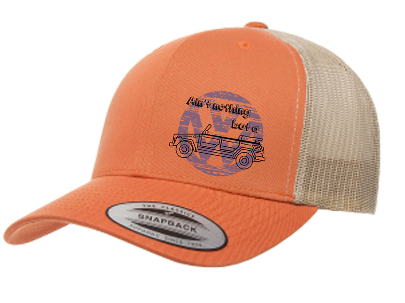 Ain't Nothing But a Thing Trucker Hat