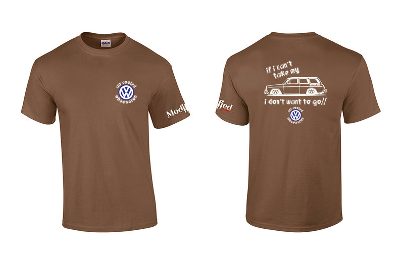 Air Cooled Obsession Squareback Shirt