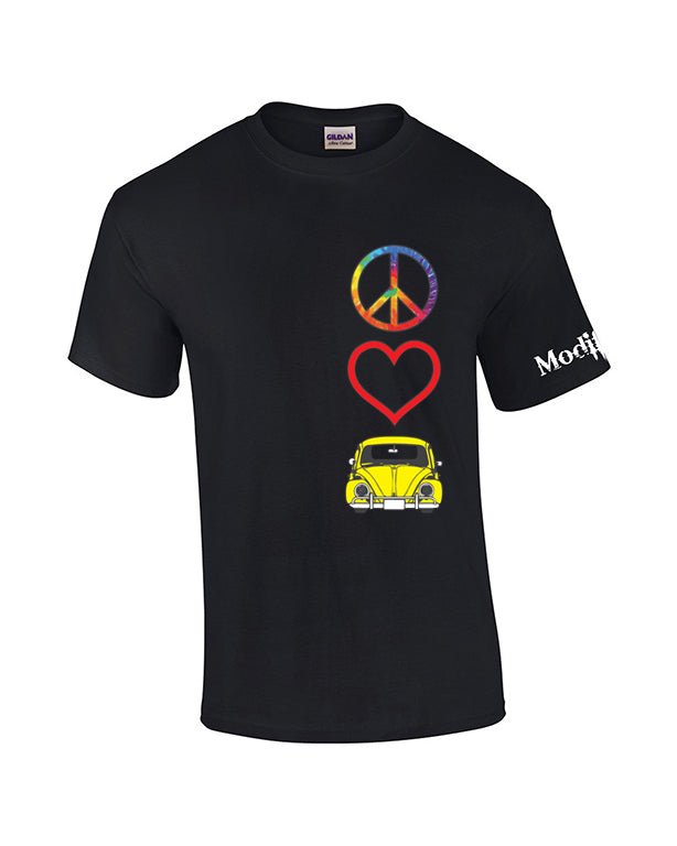 Peace Love Bug Shirt