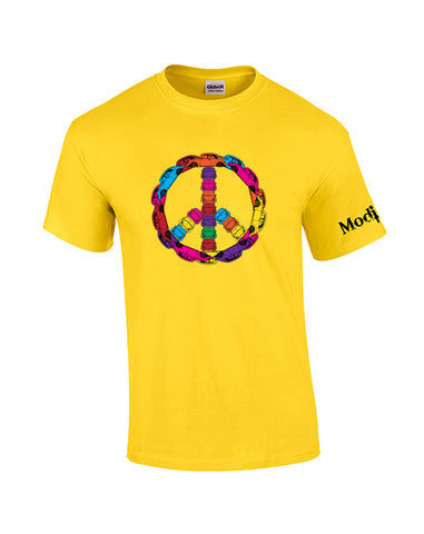 Peace Sign Bug Shirt